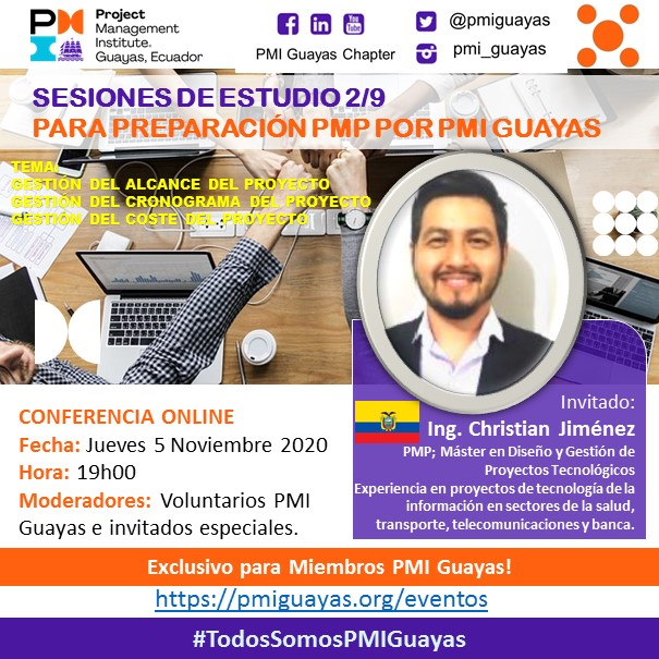 flyer pmp sesion 2.1