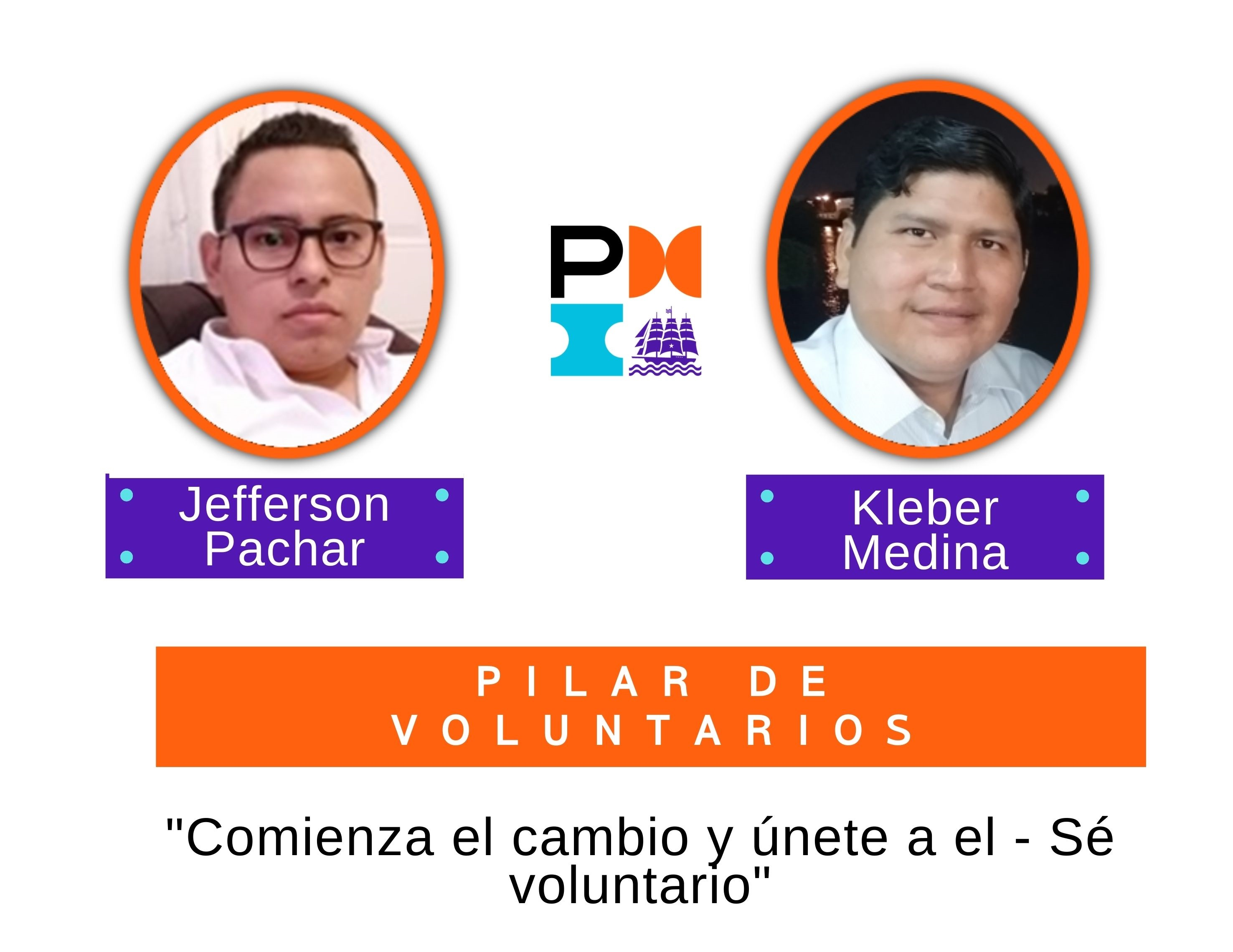 5 Voluntarios